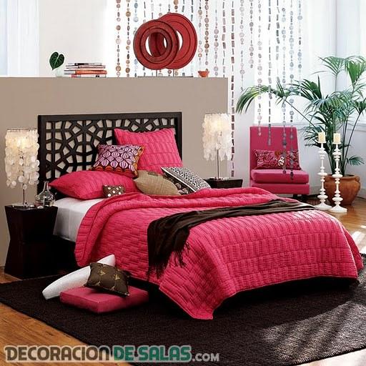 7 dormitorios para chicas j venes for Dormitorios jovenes