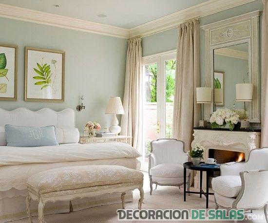 Preciosos dormitorios c lidos y acogedores for Dormitorios colores calidos
