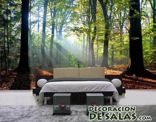 Fotomurales para decorar tu casa for Fotomurales naturaleza