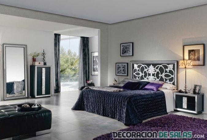 Dormitorio Elegante De Moblerone