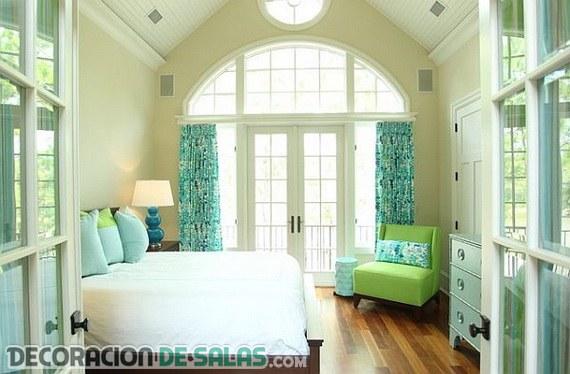 Cómo decorar dormitorios en verano