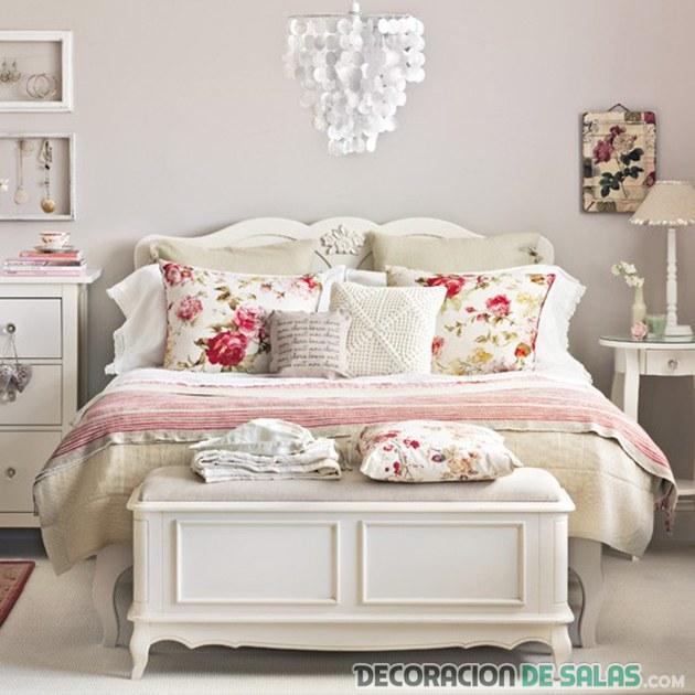 Ideas para un dormitorio vintage con estilo