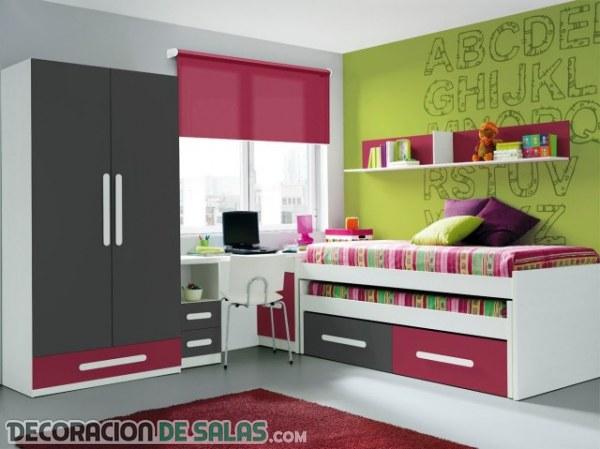Colores en el dormitorio que no pasan de moda for Color de moda para el dormitorio principal