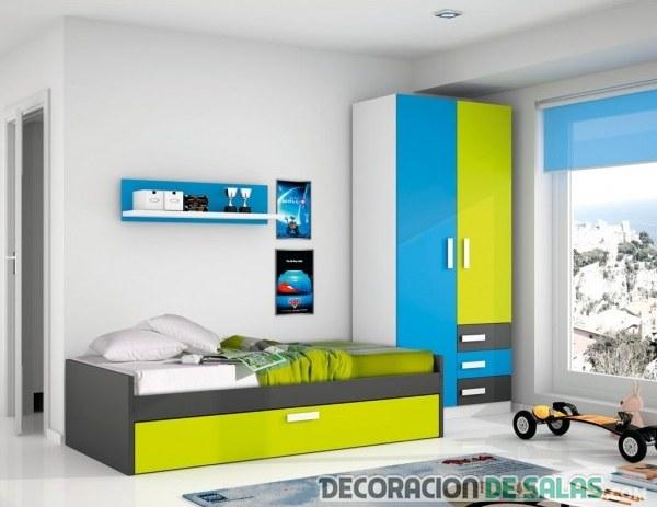 Dormitorios infantiles y juveniles de merkamueble - Imagenes dormitorios infantiles ...