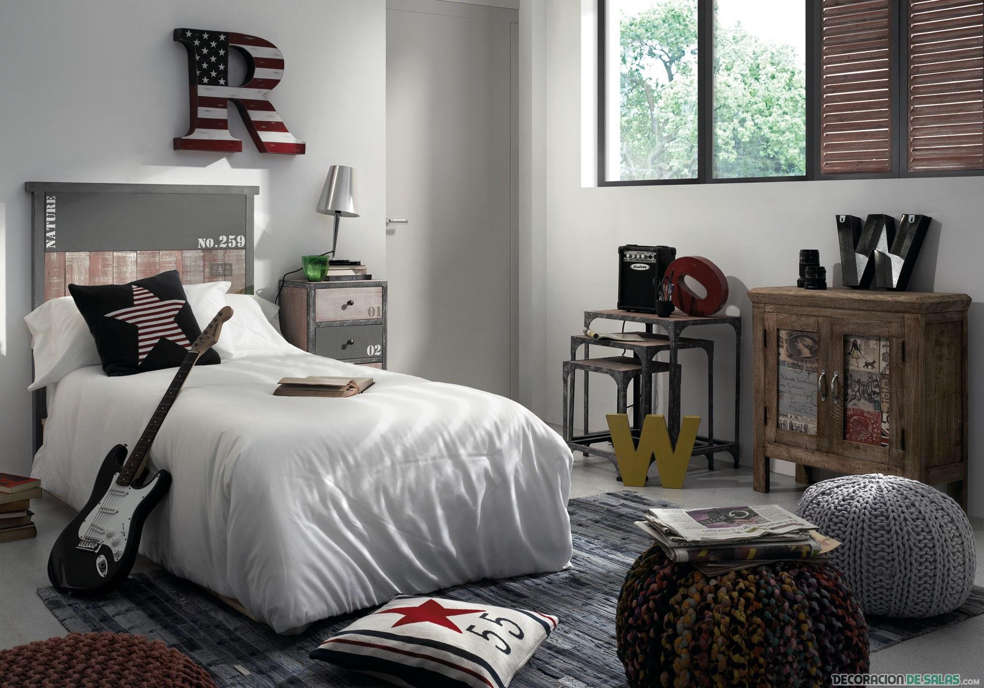 Los mejores tipos de dormitorios juveniles for Los mejores dormitorios juveniles