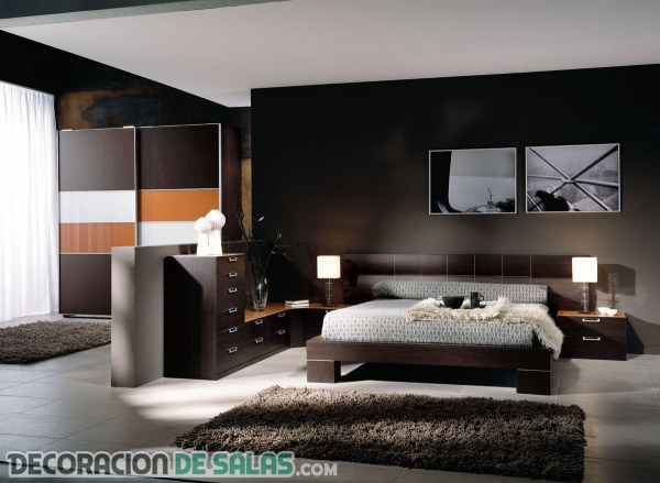 Dormitorios con decoraci n de estilo masculino - Dormitorios con estilo ...