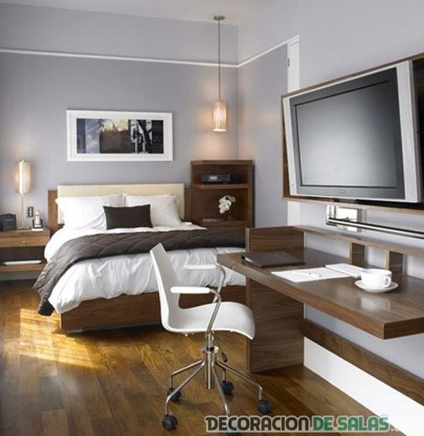 Dormitorios con decoraci n de estilo masculino - Dormitorio masculino ...