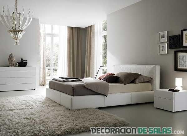 dormitorio matrimonio decorar