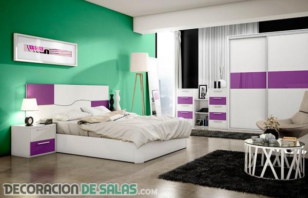 Tres dormitorios Moblerone