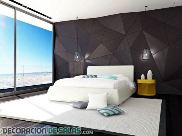 4 ideas de dormitorios modernos