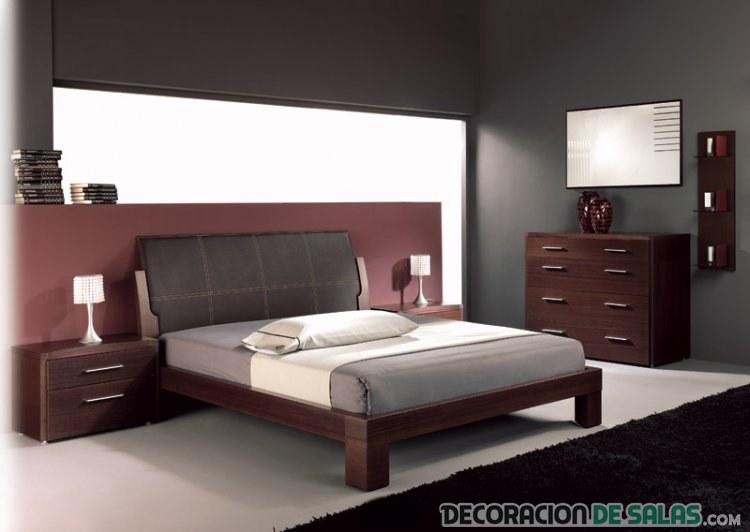 4 ideas de dormitorios modernos - Cuartos pintados modernos ...