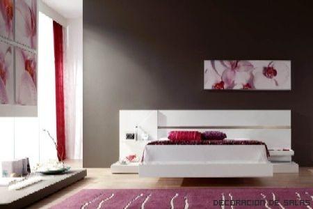 Fotos decoracion de paredes a rayas 12