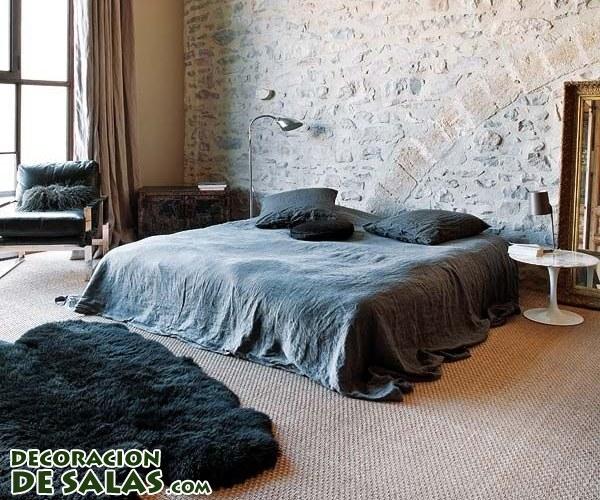 Ideas de dormitorios r sticos - Dormitorios juveniles rusticos ...