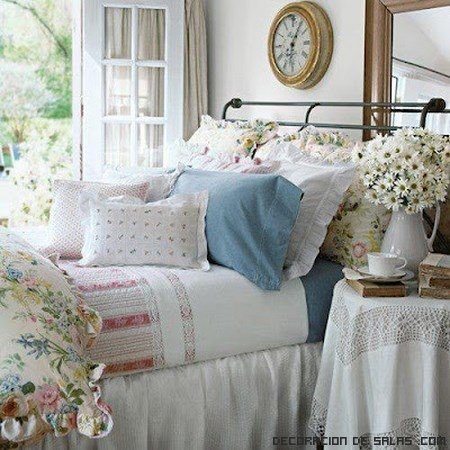 Hydrangea hill cottage english country decorating - Casas Con Decoraci 243 N Shabby Chic