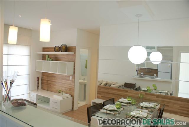 ejemplo de apartamento muy moderno