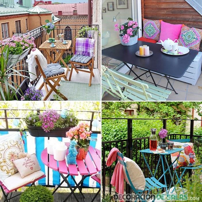 ejemplos de terrazas muy coloridas