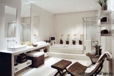 Elementos imprescindibles en el cuarto de baño
