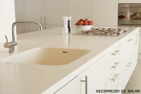Tipos de encimeras para la cocina - Encimeras cocina baratas ...