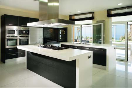 Tipos de encimeras para la cocina - Tipos de azulejos para cocina ...