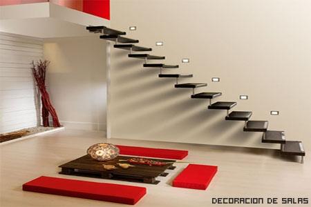 Elige la escalera más adecuada para tu hogar
