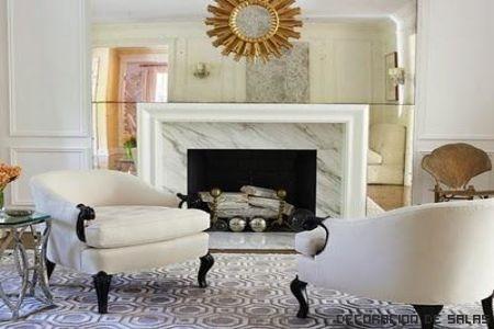 Los espejos seg n el feng shui for Espejos decorativos para chimeneas