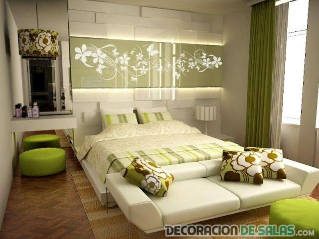 funcionalidad del dormitorio