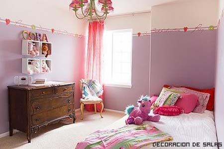Consejos para decorar con poco dinero - Habitacion infantil barata ...
