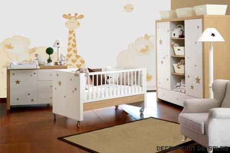Un buen ambiente para tu bebé