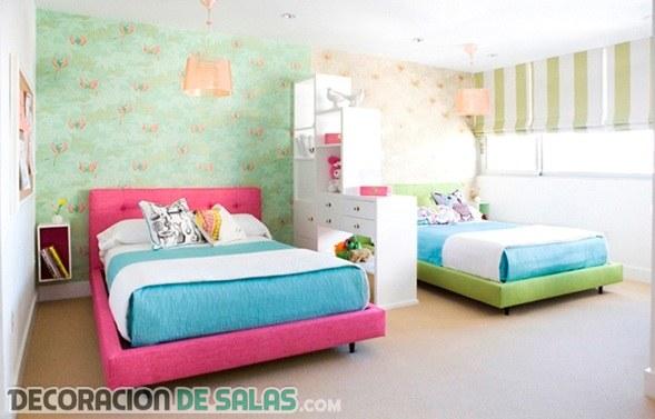 C mo hacer una separaci n de ambientes en dormitorios - Ambientes de dormitorios ...