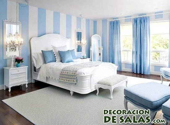 Colores que marcan tendencia en la decoraci n - Colores claros para habitacion ...