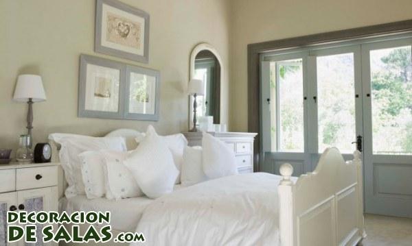 Cómo decorar una habitación que tenga poca luz
