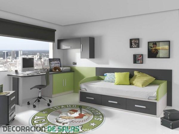 Detalles b sicos en las habitaciones juveniles for Vinilos juveniles ikea