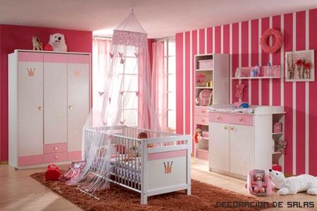 habitación niña