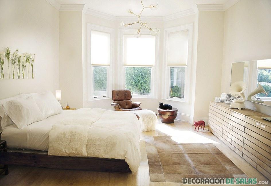 consejos para decorar el dormitorio de manera relajante