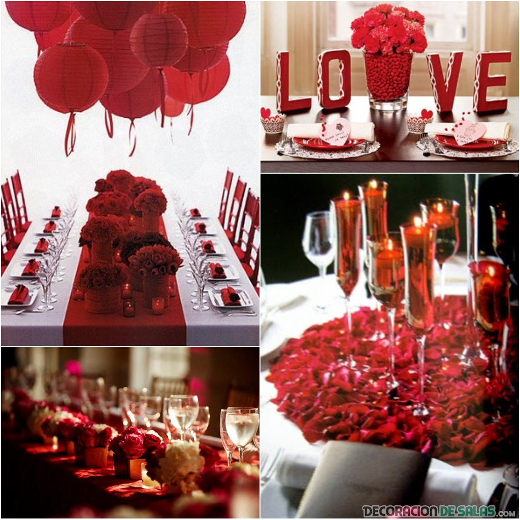 Tres ideas de decoraci n para san valent n for Decoracion san valentin