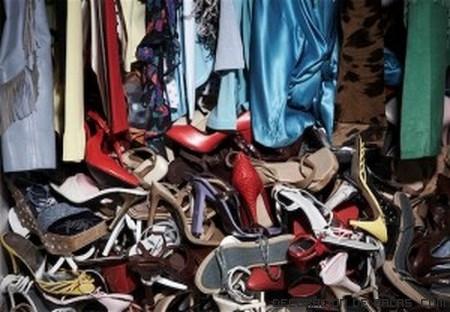 Ideas para organizar la ropa - Como ordenar un armario pequeno ...