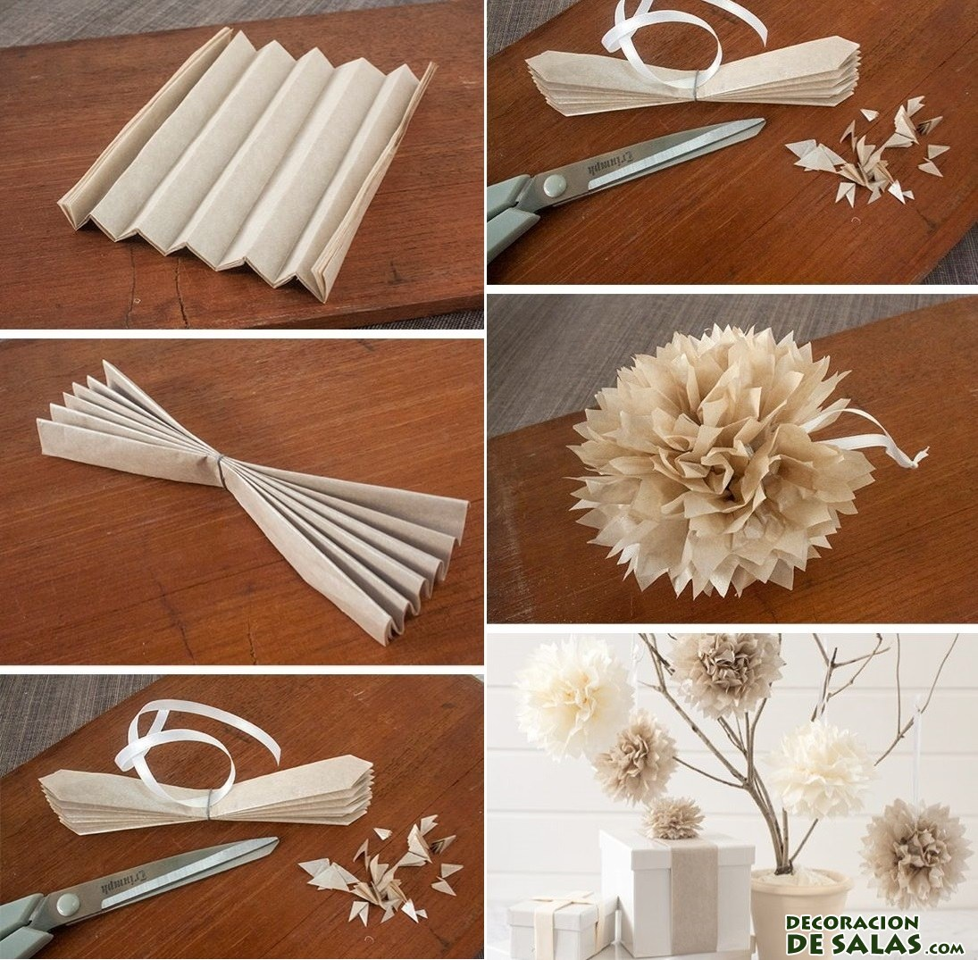 Ideas para decorar una fiesta for Ideas para decorar la casa con material reciclado