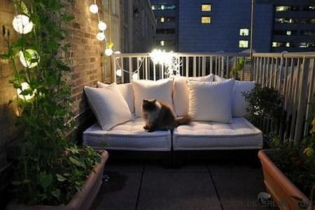 Dale un toque ChillOut a tu terraza