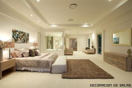 Ilumina bien cada estancia - Lamparas de techo habitacion ...