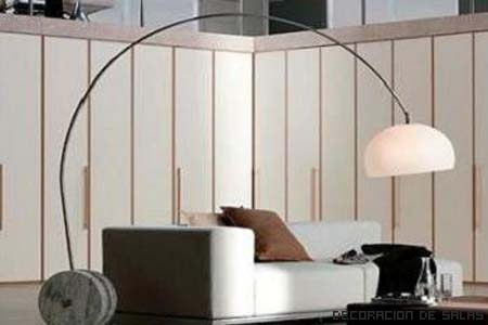 iluminacion salon