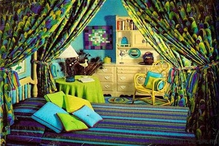 Estilo hippie en casa for Decoracion casa hippie