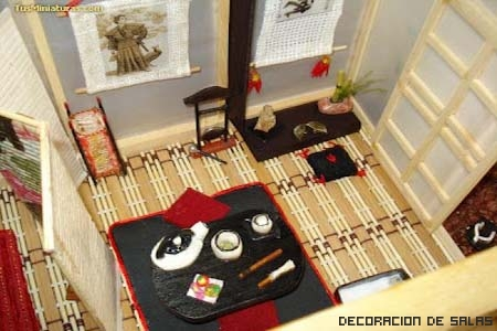 Decoracion japonesa tradicional for Decoracion casa estilo japones