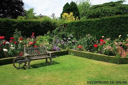 Jardines modernos e infantiles for Plantas modernas para jardin