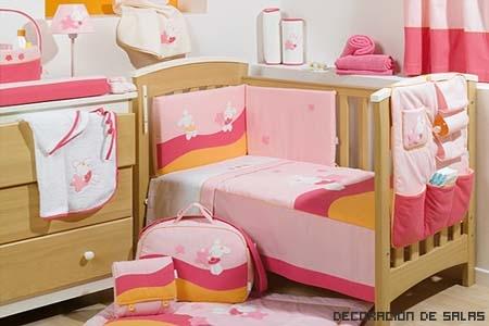 Habitacion para beb ni a recien nacida imagui for Decoracion de cuarto para nina recien nacida