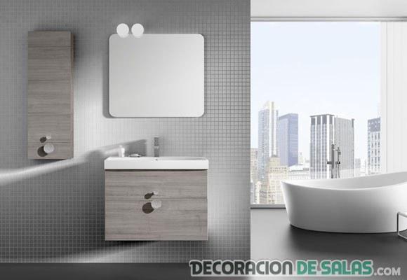 Muebles de lavabo pr cticos y muy modernos - Lavabos de colores ...