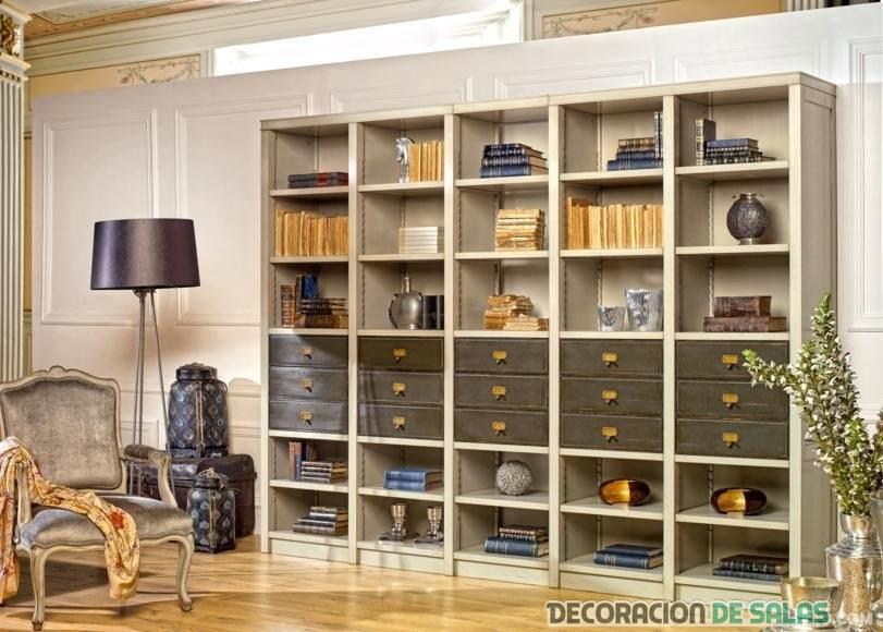 librería ambar muebles