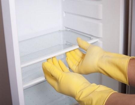 limpieza de frigorífico