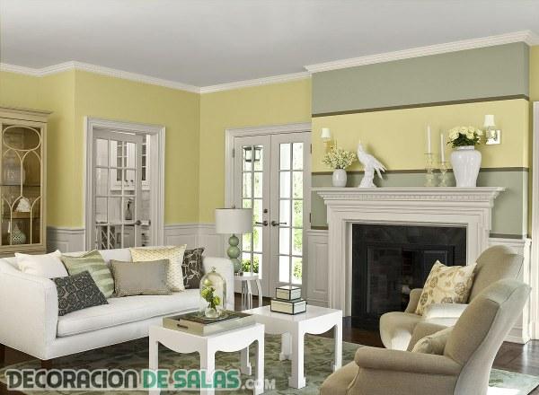 Cómo elegir los mejores colores para el salón