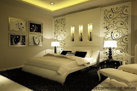 Luces en el dormitorio - Habitaciones con luces ...