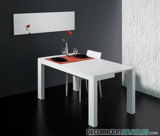 mesa comedor consola elegante
